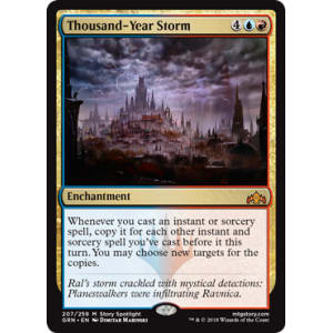 Thousand-Year Storm