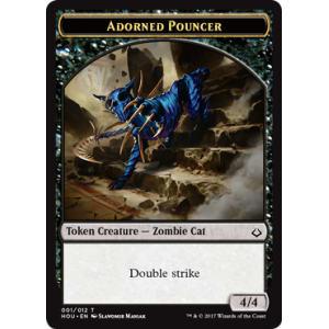 Adorned Pouncer (Token)