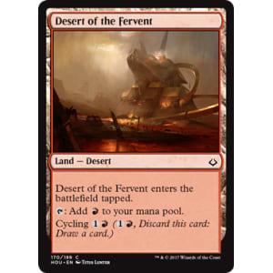 Desert of the Fervent