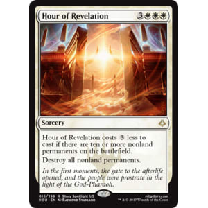Hour of Revelation