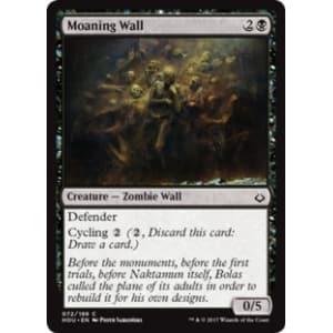 Moaning Wall