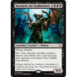 Razaketh, the Foulblooded