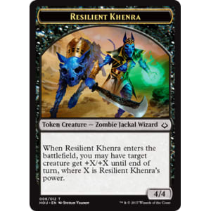 Resilient Khenra (Token)