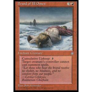 Brand of Ill Omen