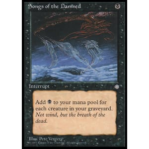 Songs of the Damned