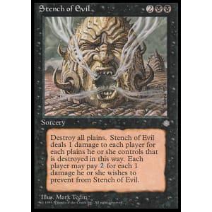 Stench of Evil