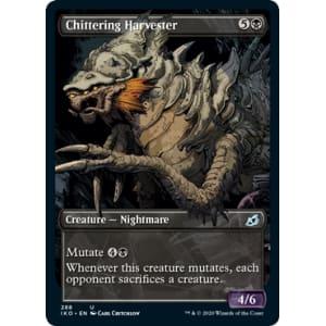 Chittering Harvester