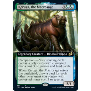Keruga, the Macrosage