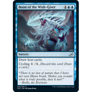 Boon of the Wish-Giver