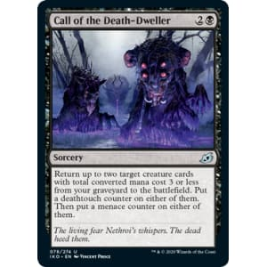 Call of the Death-Dweller