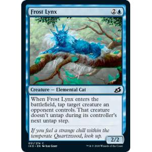 Frost Lynx
