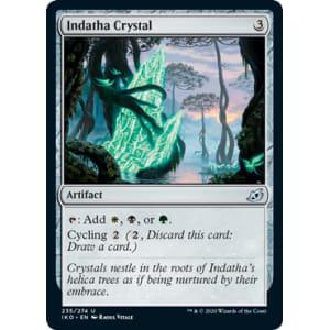 Indatha Crystal
