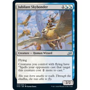 Jubilant Skybonder