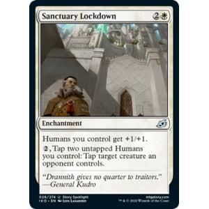 Sanctuary Lockdown