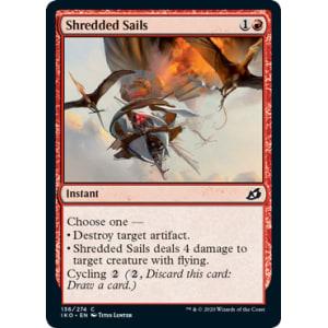 Shredded Sails