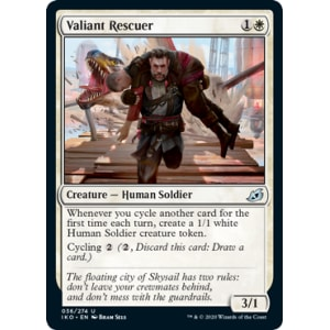 Valiant Rescuer