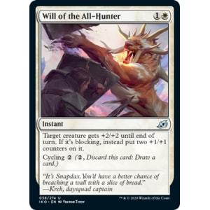Will of the All-Hunter