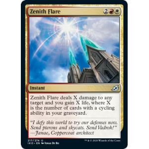 Zenith Flare