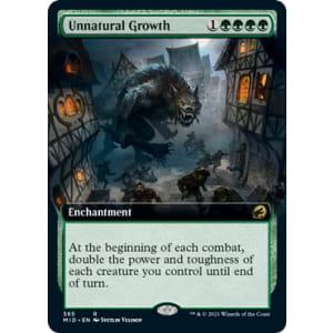 Unnatural Growth