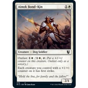 Ainok Bond-Kin