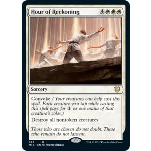 Hour of Reckoning