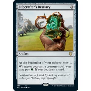 Lifecrafter's Bestiary