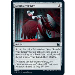 Moonsilver Key