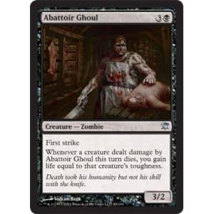 Abattoir Ghoul 4 x Card MTG Uncommon Innistrad