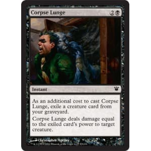 Corpse Lunge