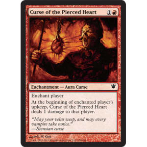 Curse of the Pierced Heart