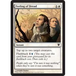 Feeling of Dread