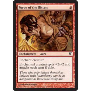Furor of the Bitten