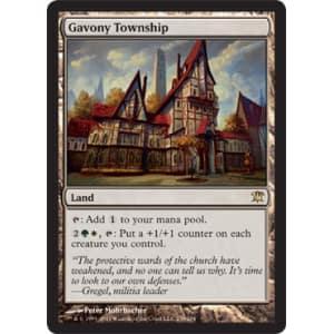 Gavony Township