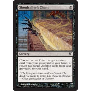 Ghoulcaller's Chant