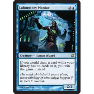 Laboratory Maniac