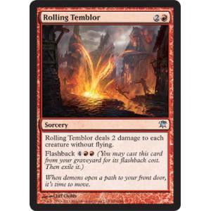 Rolling Temblor