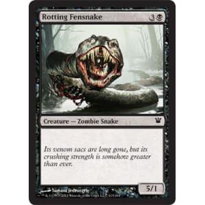 Rotting Fensnake