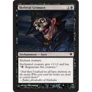 Skeletal Grimace