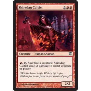 Skirsdag Cultist