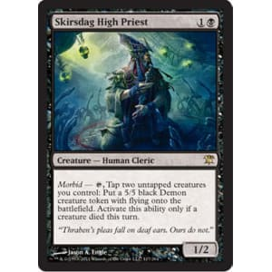 Skirsdag High Priest