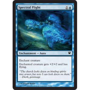 Spectral Flight