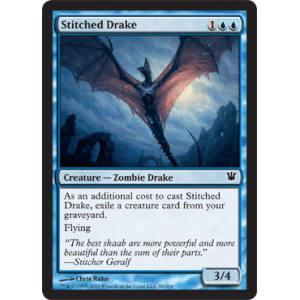 Stitched Drake