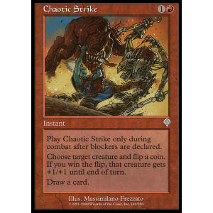 Chaotic Strike