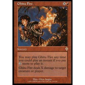 Ghitu Fire