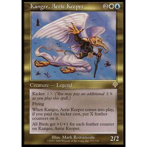 Kangee, Aerie Keeper