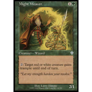 Might Weaver