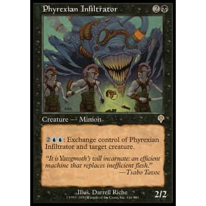 Phyrexian Infiltrator