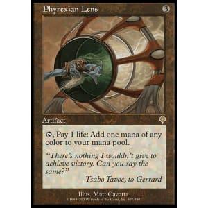 Phyrexian Lens