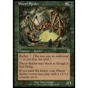 Pincer Spider