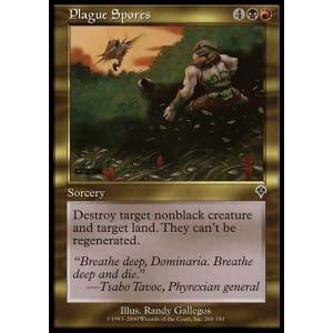 Plague Spores